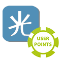 Userpoints for Hikashop